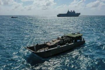 Australia launches US$620 million amphibious capabilities replacement program