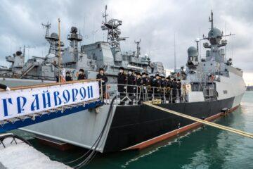Buyan-M-class Corvette 'Graivoron' Commissioned with Russia's Black Sea Fleet