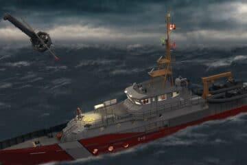 Canadian Defence Agency to test fly V-BAT VTOL UAV on Coast Guard vessels