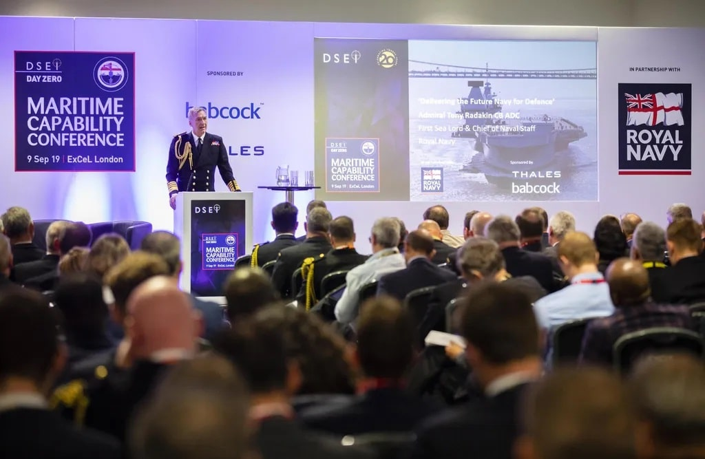 Dsei 2021 On Track To Go Ahead As A Live Event Floor Plan 80 Sold Naval News