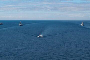 Dynamic Manta ASW exercise kicks off in Central Mediterranean Sea
