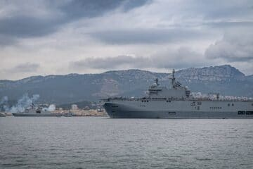 French Amphibious Ready Group Set Sails for the Indo-Pacific