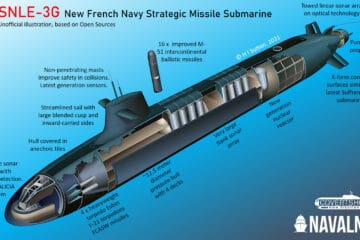France's New Submarine Will Be Even Quieter Than The Ocean