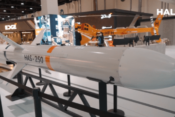 HALCON lifts veil on new HAS-250 anti-ship missile