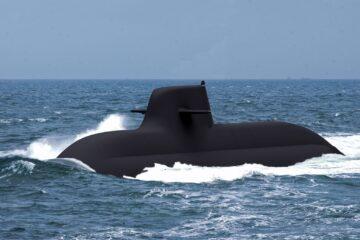 Italian Navy's New U212 NFS Submarines To Get Sonar Systems By ELAC SONAR
