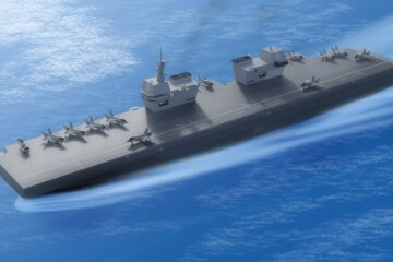 RoK Navy Issues New Images of LPX-II as it Tries to Gain Public Support for Aircraft Carrier Program