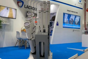 Naval Update With Lacroix Defense At IDEX 2021