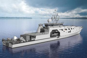 Names of French Navy's POM OPVs Revealed
