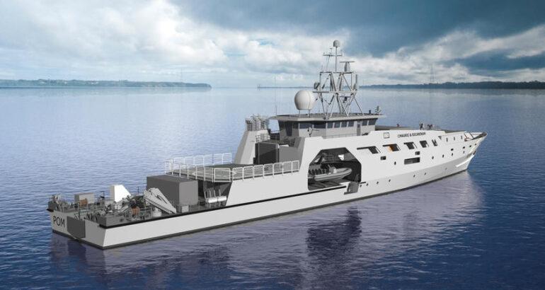 POM Socareman Marine Nationale
