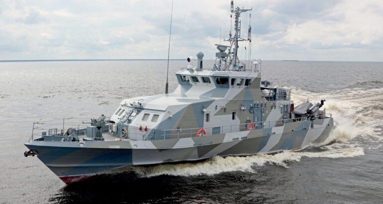 Zelenodolsk Shipyard Floated Two Russian Navy's Project 21980 Boats