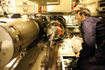 Royal Navy concludes 3-day trial with new 'Mod 1' Spearfish torpedo