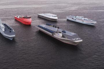 Nevskoe Design Bureau details aircraft carriers, amphibious assault ships projects