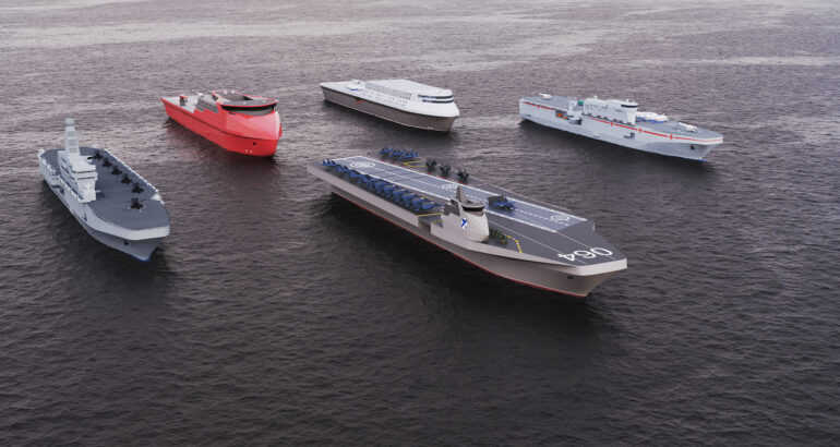 Russia Designs a New Class of Ship Universal Sea Complex 'Varan'