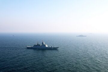 Russian, Iranian naval forces complete joint drills