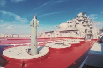 Russian Navy likely to Get Naval Variant of Tor-M2 SAM System