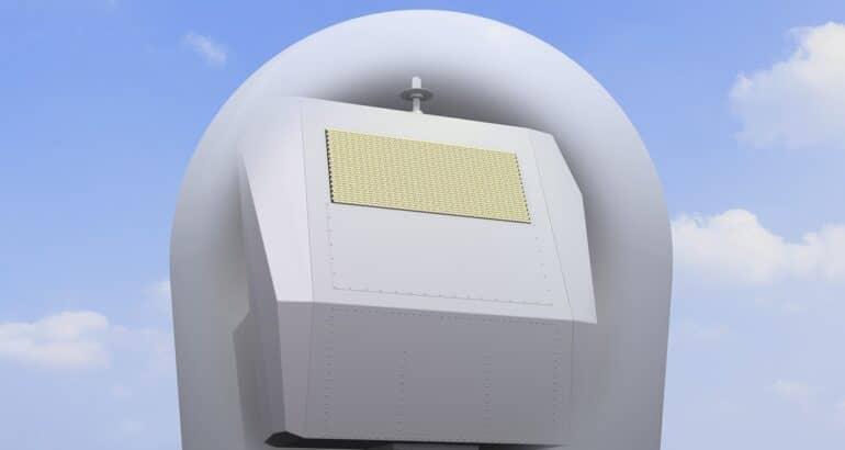 Thales NS50 radar