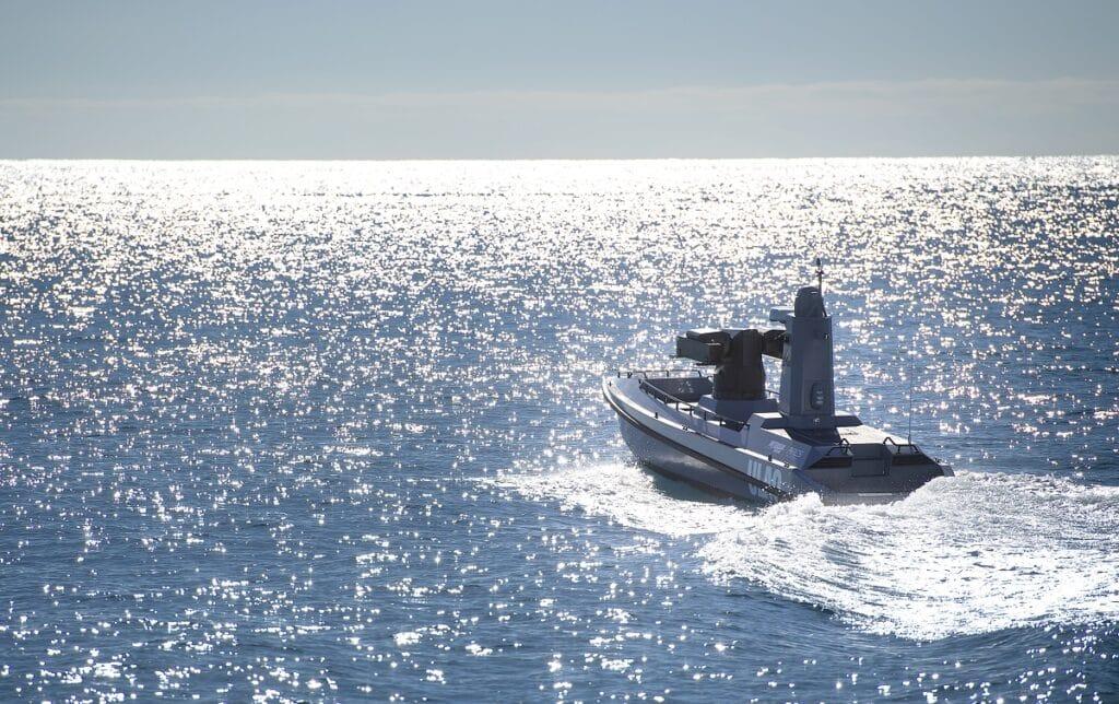 Turkey's Armed USV 'ULAQ' starts sea trials