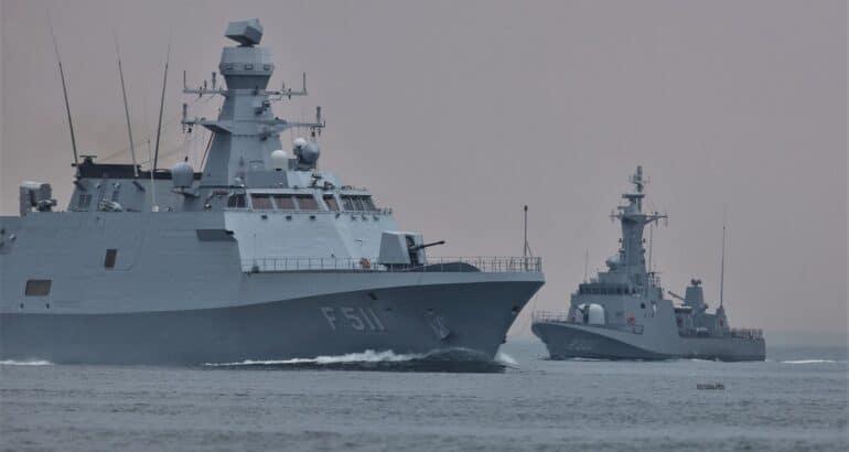 Turkish Navy kicked off BLUE HOMELAND-2021 large scale exercise
