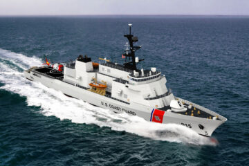 Ice-Strengthened Cutters for the U.S. Coast Guard ?