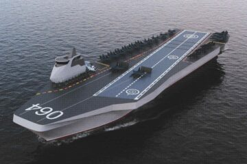 Nevskoe Design Bureau Details Aircraft Carriers, LHD Projects – Part 2
