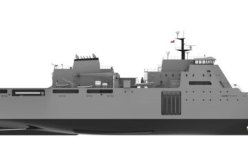 Vard to Design Amphibious and Military Sea Transport Vessel for Chilean Navy