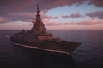 Navantia progressing towards F110 frigate Preliminary Design Review