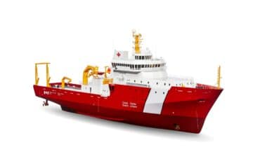 Seaspan Shipyards Wins Contract to Build Oceanographic Vessel for Canadian Coast Guard