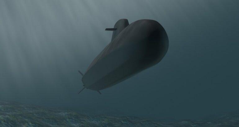 Type 212CD submarine