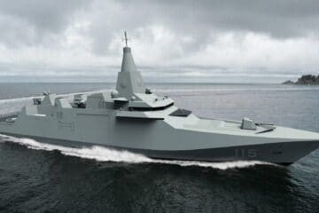 Damen Details Dutch Frigates Proposal for Hellenic Navy