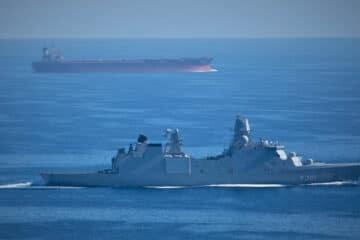 Danish frigate to join anti-piracy operation in Gulf of Guinea
