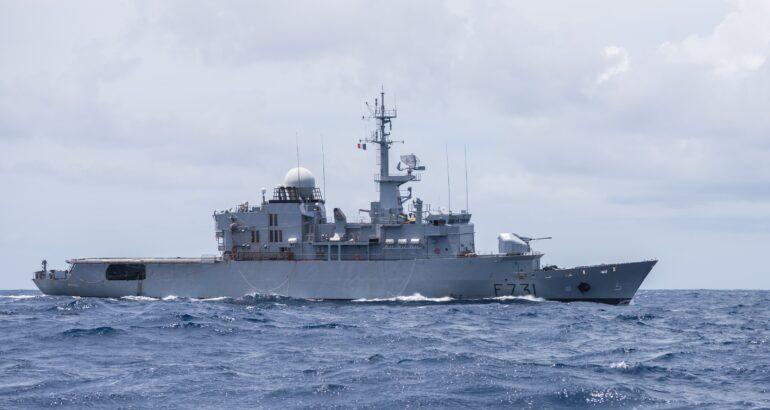 Floréal-class frigate Prairial