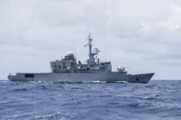 French Navy Busts Illegal Oil Transfer during North Korea Embargo Enforcement Mission