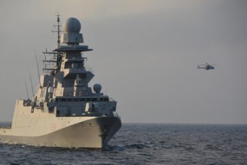 Italian Navy, French Navy to increase cooperation in Mediterranean, Gulf of Guinea and Horn of Africa