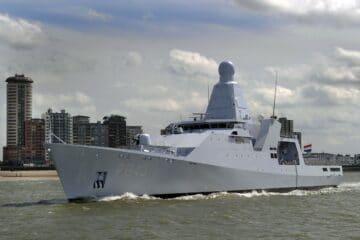 Dutch Shipbuilder Royal IHC to Dock and Repair Holland-class OPV
