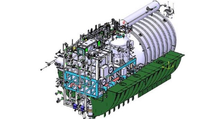 India's Fuel Cell based AIP.