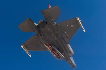 JSM anti-ship and land-attack missile successfully tested from F-35A