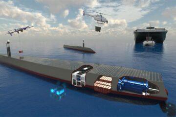 L3Harris picked for DARPA autonomous surface ship concept design