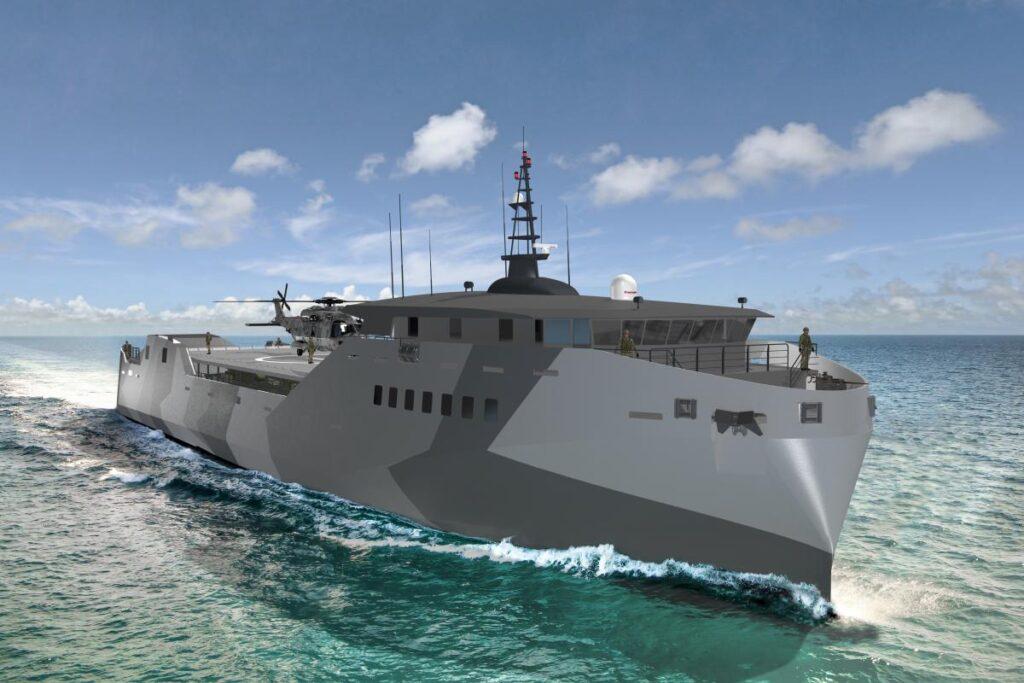 LAW light amphibious warship USMC US Navy