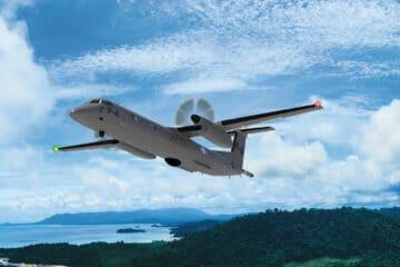 PAL Aerospace, De Havilland Canada jointly developing Dash 8 P-4 MPA