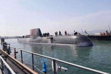 Meteksan Defence Strenghtens Sonar Systems Development For Submarine Platforms