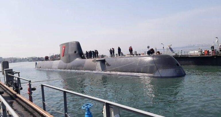 Reis-class submarine