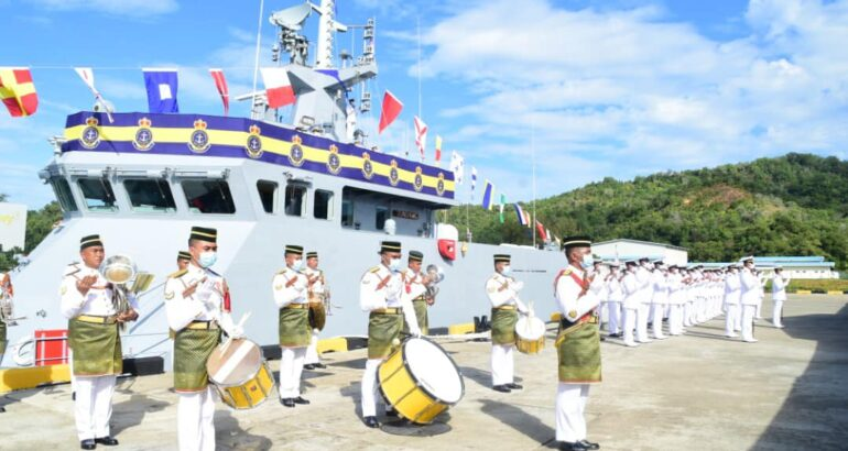Royal Malaysian Navy Commissions 2nd Littoral Mission Ship 'KD Sundang'