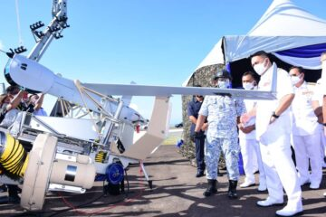 Royal Malaysian Navy Launches ScanEagle UAS Squadron