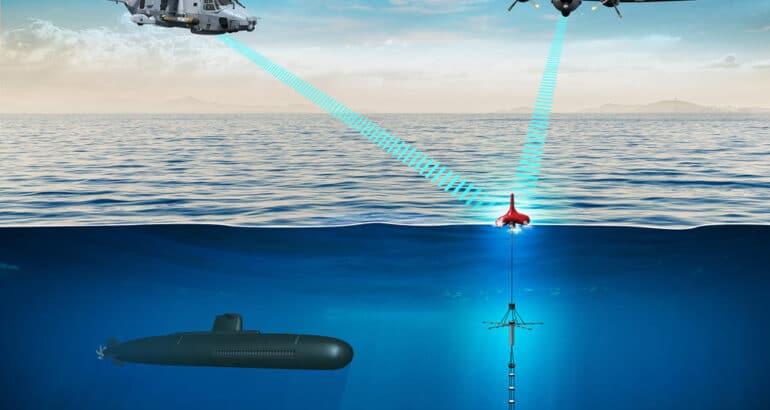 Thales SonoFlash Sonobuoy for French Navy