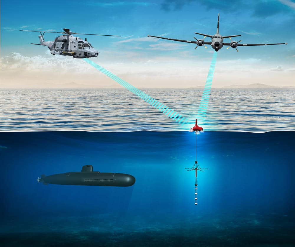 Catching Ever-Stealthier Submarines: French Navy to get New Sonobuoy  Technology - Naval News