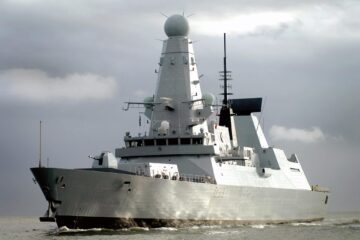 Thales completes HMS Dauntless S1850M Long Range Radar overhaul
