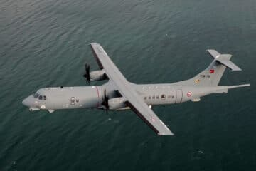 Turkish Navy Accepts Delivery of 2nd MELTEM III Maritime Patrol Aircraft