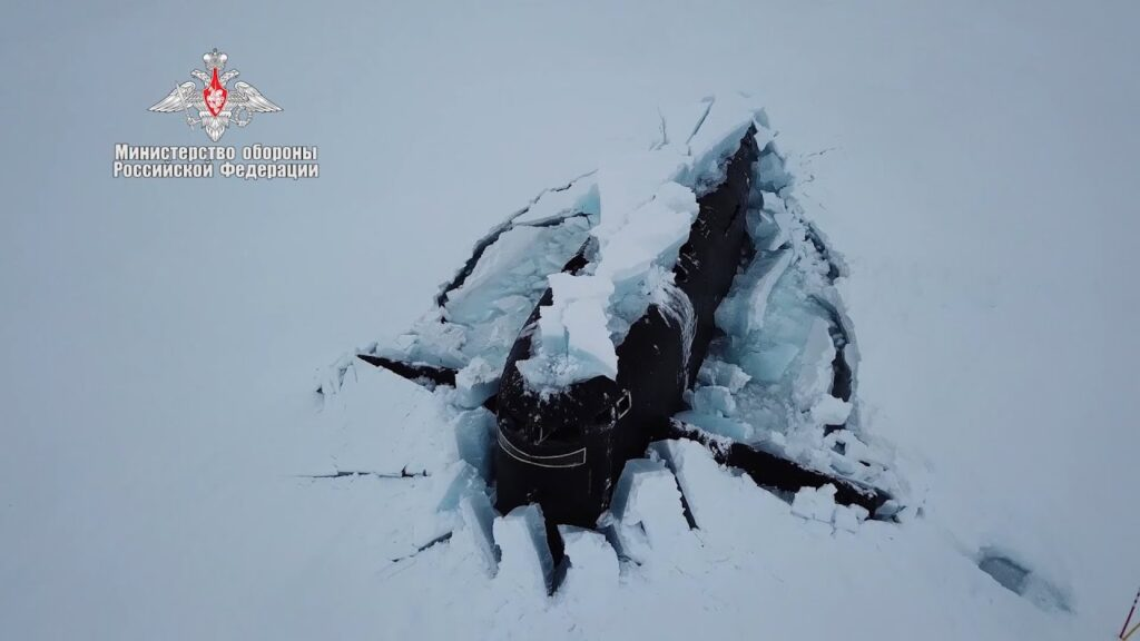 Arctic exercise Umka-2021