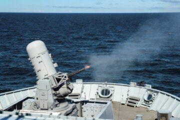 Babcock to Continue Supporting Royal Navy's Phalanx CIWS