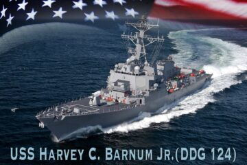 Bath Iron Works Lays Keel of 74th Arleigh Burke-class Destroyer for US Navy